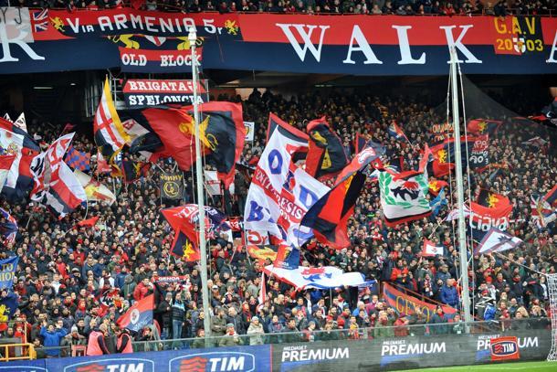 Genoa-Napoli 0-0 Risultato Finale
