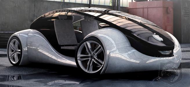 Apple iCar: Il progetto dell'auto rischia di fallire