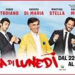 Prima di lunedì: Anticipazioni del nuovo film con Vincenzo Salemme