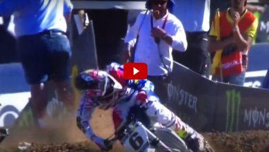 Photo of Incidente Jason Anderson Motocross delle Nazioni 2016 (Video)