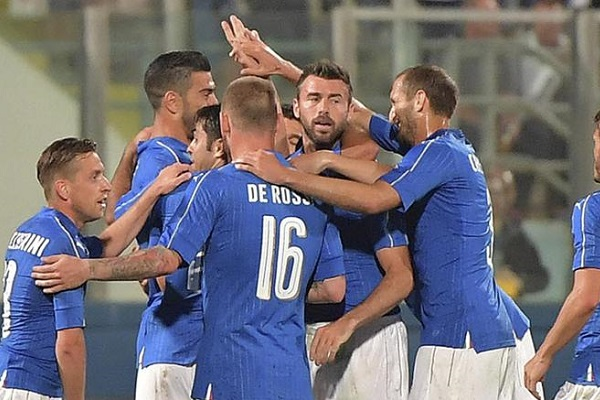 Italia-Francia 1-3: Risultato Finale