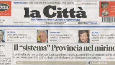 Photo of Il Centro e La Città Salerno venduti dal Gruppo Espresso: chi li ha comprati?
