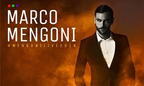 """Marco Mengoni """"Mengoni Live 2016"""": Date Concerti, Info Biglietti e Scaletta"""