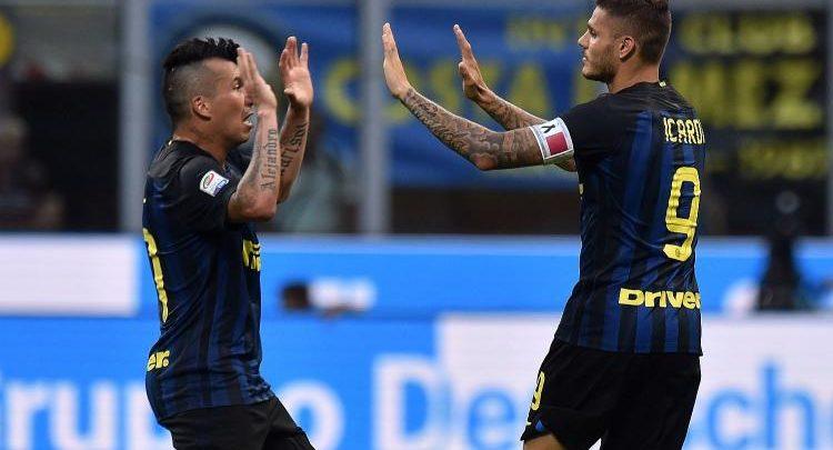 Pescara-Inter 1-2 Risultato Finale