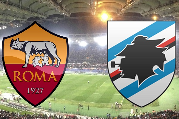 Roma-Sampdoria 3-2: Risultato Finale