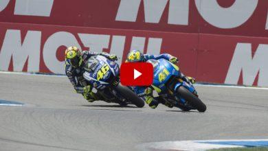 Photo of Rossi-Espargaro: il dito medio di Valentino (Video)