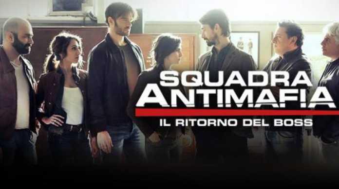 Squadra Antimafia: a Verissimo il cast completo oggi 24 settembre