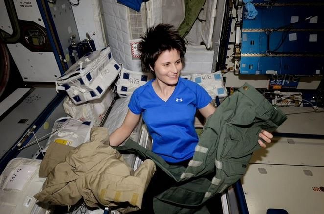 Samantha Cristoforetti mamma: L'astronauta aspetta un bambino