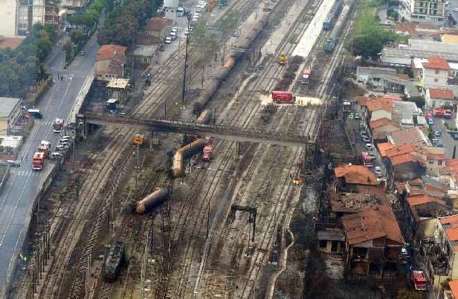 Strage di Viareggio, al Processo le richieste di condanna dei Pm