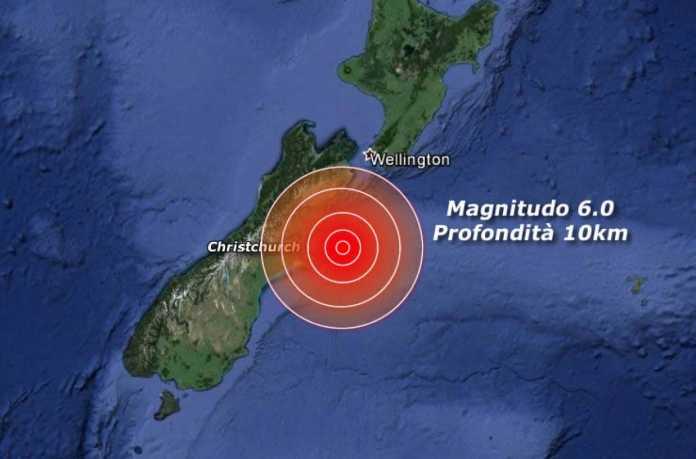 Terremoto in Nuova Zelanda, Tsunami in Arrivo?