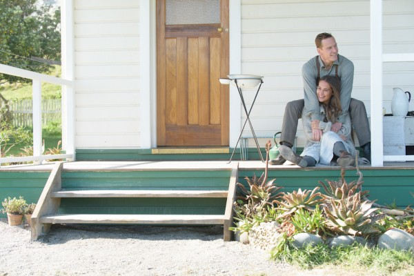 "Mostra del Cinema di Venezia: ""The light between oceans"" di Derek Cianfrance"