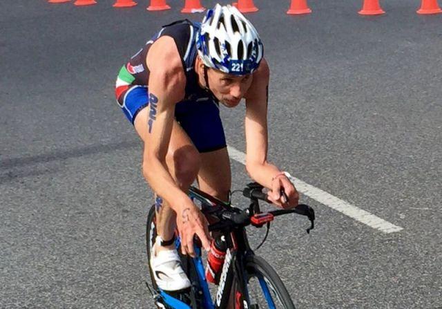 Paralimpiadi Rio 2016, Ferrarin è argento nel Triathlon