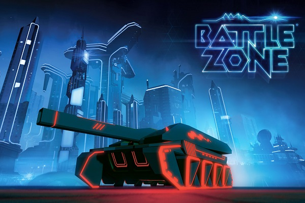 Battlezone PS4 VR
