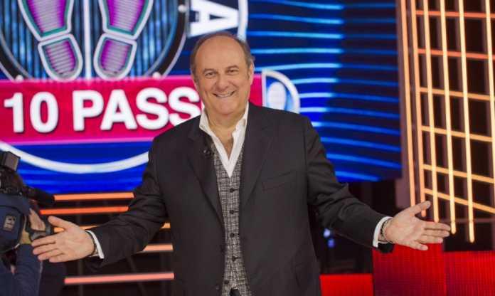 Caduta Libera Campionissimi, stasera in tv in prima serata: gli ospiti
