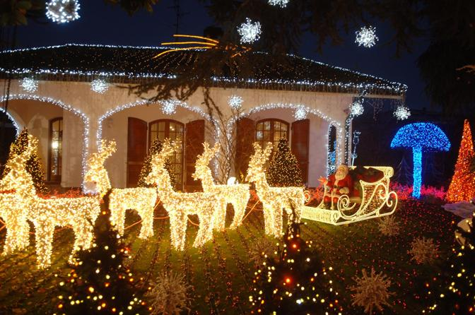 Abitazione Di Babbo Natale.Casa Di Babbo Natale A Melegnano Date E Curiosita