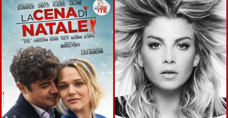 """Emma Marrone, """"Quando le canzoni finiranno"""": Colonna Sonora film La cena di Natale 1"""