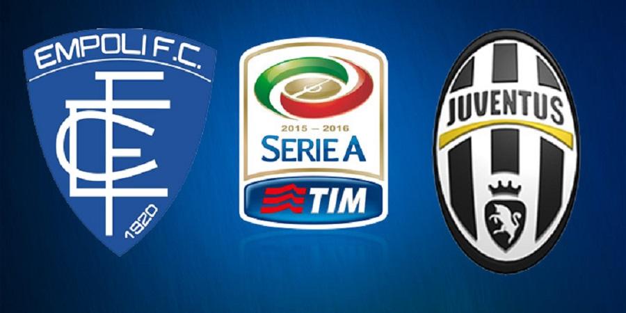 Empoli-Juventus, 3-0 Risultato Finale