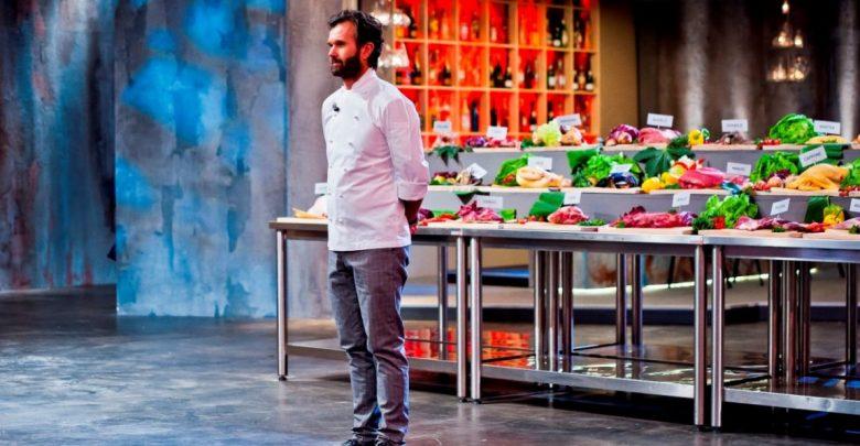 Chi è Giulio Paolini? Concorrente Hell's Kitchen Italia 2016 5