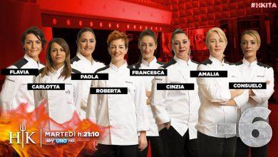 Photo of Chi è Cinzia Tomassi? Concorrente Hell's Kitchen Italia 2016