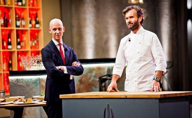 Chi è Giulio Paolini? Concorrente Hell's Kitchen Italia 2016 4
