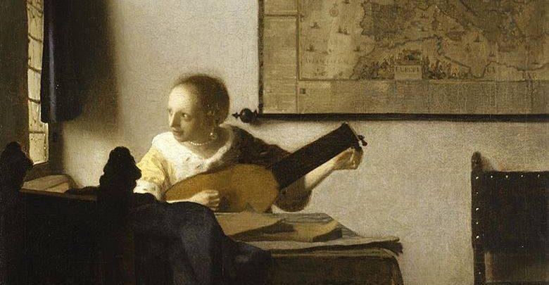 """Mostra """"Vermeer a Capodimonte - la suonatrice di liuto"""" a Napoli dal 21 novembre 2016"""
