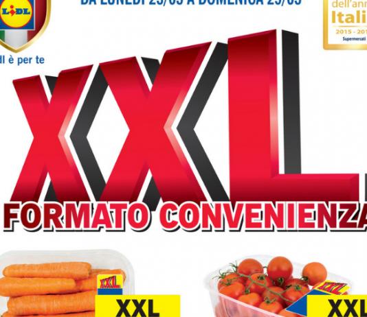 Lidl: offerte XXL dal 10 al 16 ottobre 2016
