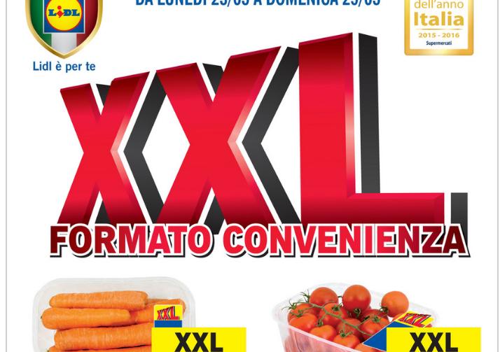 Volantino lidl online offerte in corso della settimana for Lidl offerte della settimana macchina da cucire