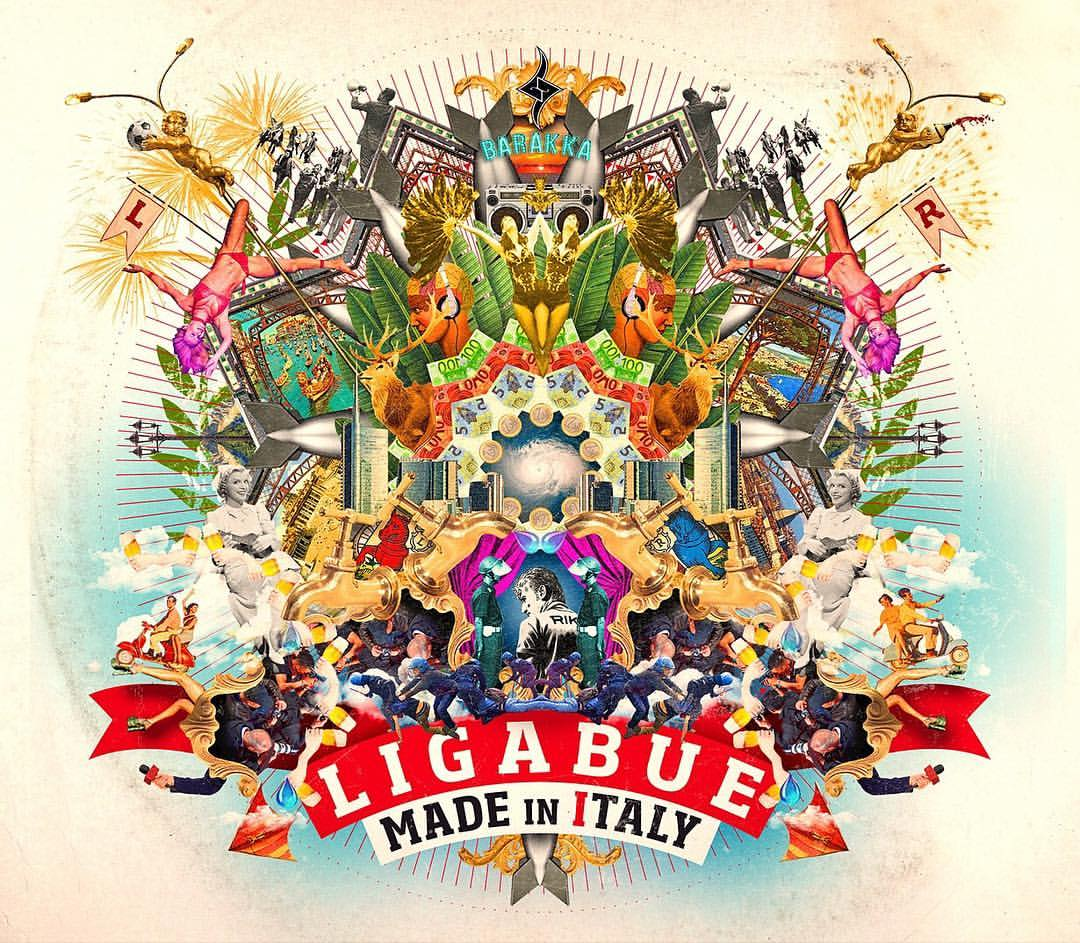 "Ligabue, nuovo album ""Made in Italy"": in preorder su iTunes"