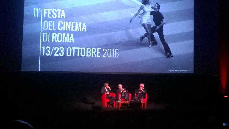 """Paolo Conte alla Festa del Cinema di Roma: """"Grazie ai film imparo a raccontare"""""""