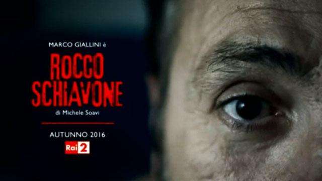 Rocco Schiavone, la serie Rai ispirata ai romanzi di Antonio Manzini