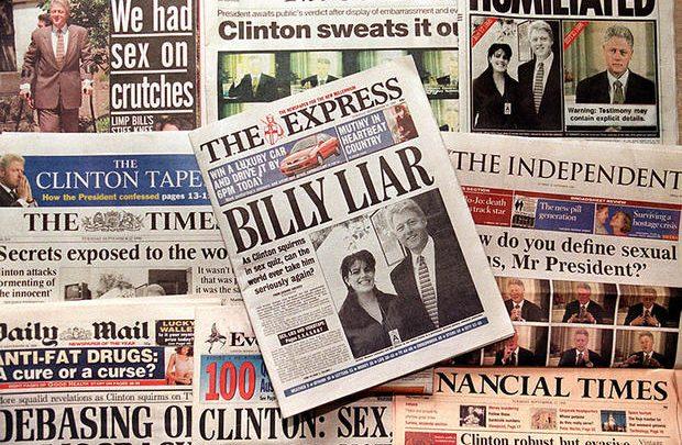 """Monica Lewinsky e lo scandalo Sexgate: """"Non passa giorno che non mi torni in mente il mio errore"""""""