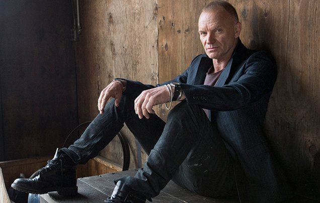"Sting, nuovo singolo ""I can't stop thinking about you"": Video e Testo"