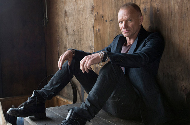 Sting, nuovo singolo