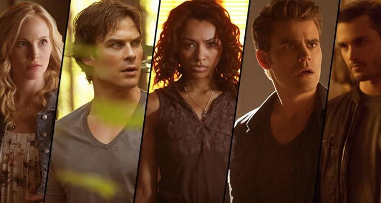 The Vampire Diaries 8: ritornano le storie della prima stagione (video)
