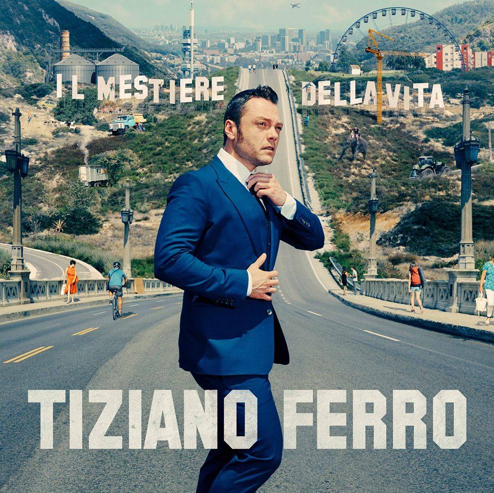 """Tiziano Ferro, """"Il mestiere della vita"""": il nuovo album a dicembre 2016 (Foto)"""