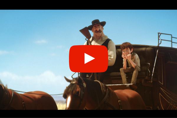 """""""Borrowed Time"""", Cortometraggio Pixar: il Video"""