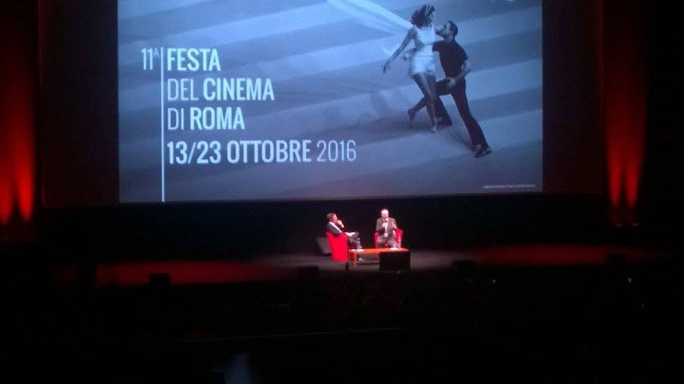 Roberto Benigni alla Festa del Cinema (foto e video)