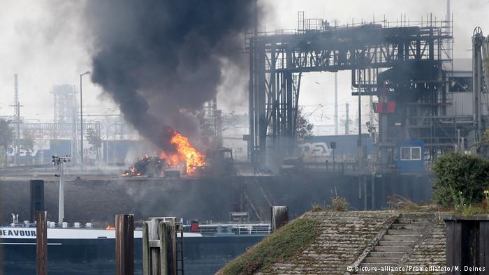 Esplosioni stazioni chimiche in Germania, ultimi aggiornamenti: 6 dispersi