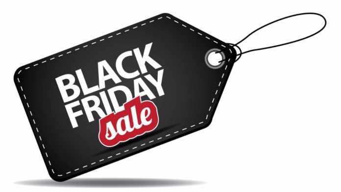 Black Friday 2017 in Italia data