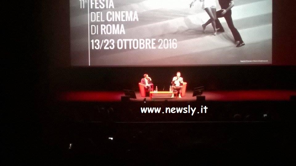 Jovanotti scatenato alla Festa del Cinema di Roma