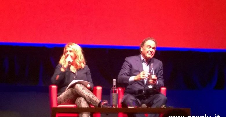 Oliver Stone alla Festa del Cinema Roma 2016: Foto e Video 1