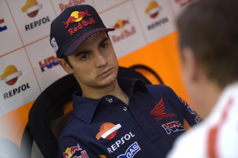 Pedrosa Infortunio: salterà la gara della Motogp a Motegi