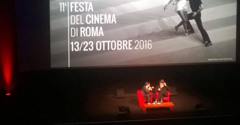 """Festa Cinema Roma 2016, David Mamet: """"Attori sempre corretti con me"""" 1"""