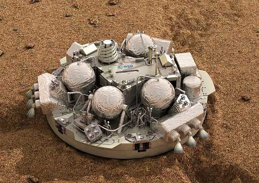 ExoMars Schiaparelli, segnale perso: non arriva a Marte?