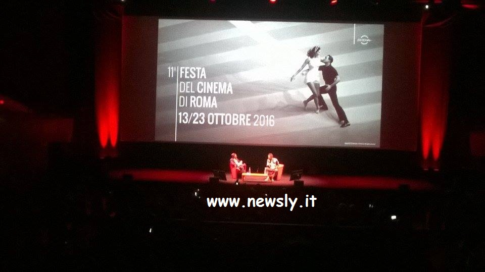 Lorenzo Jovanotti alla Festa del Cinema di Roma
