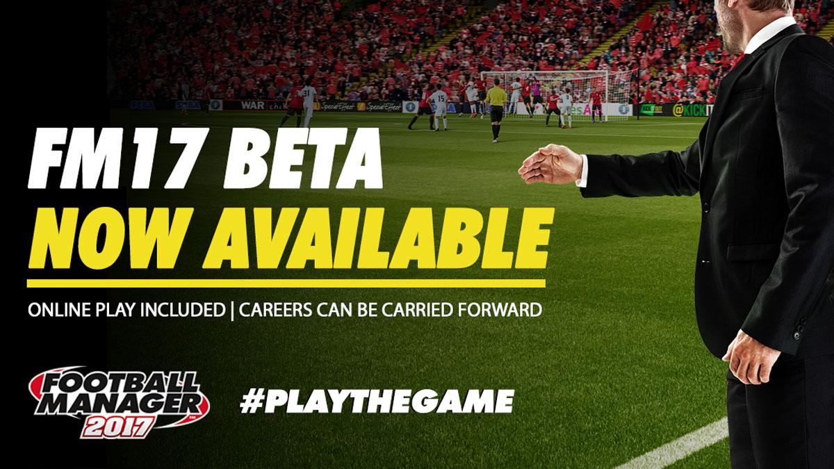 Football Manager 2017 Beta Download: dove e come scaricarlo