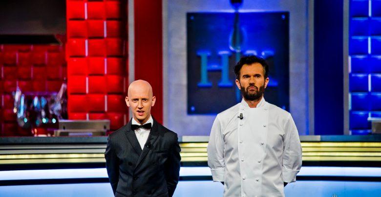 Chi è Giulio Paolini? Concorrente Hell's Kitchen Italia 2016 3