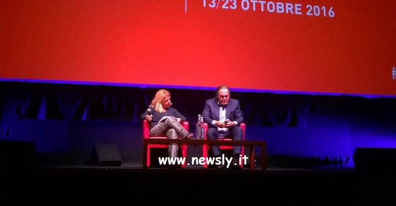 Oliver Stone alla Festa del Cinema Roma 2016: Foto e Video 3