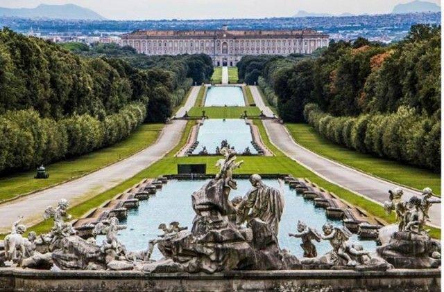Parte dalla Reggia di Caserta il viaggio nel bello di Rai Storia