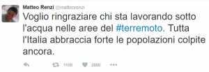Renzi-Twitter-Terremoto